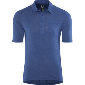 Endura Urban Concrete Polo Men blue